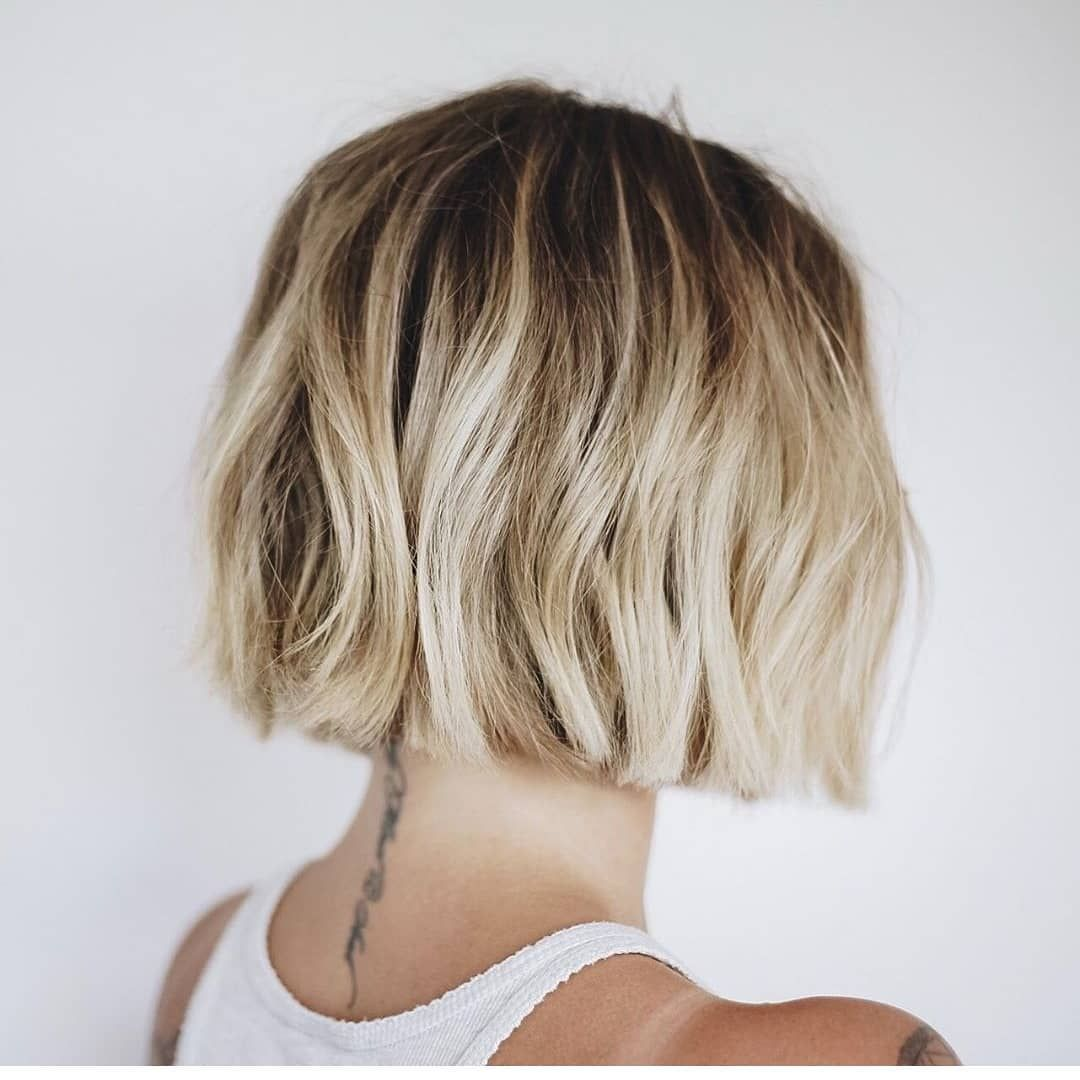 Coupe Carre Court 30 Idees Pour Une Coiffure Tendance