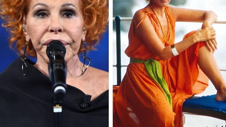 La lunghissima carriera di Ornella Vanoni: ecco la sua crescita