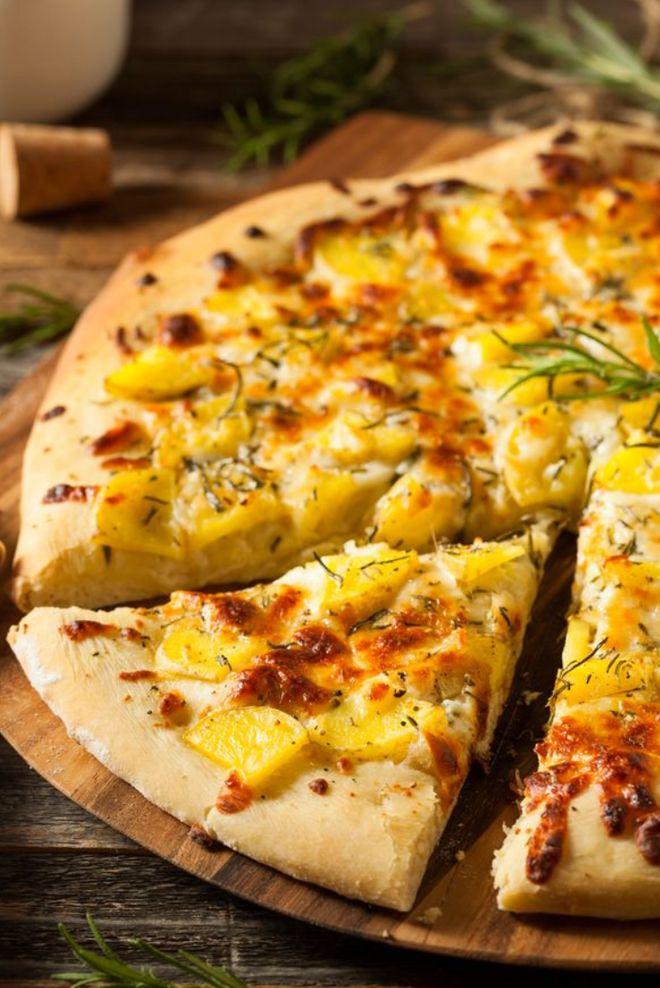 Pizza savoyarde express