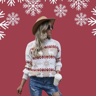 20 pulls de Noël kitsch mais stylés à s'offrir pour les fêtes