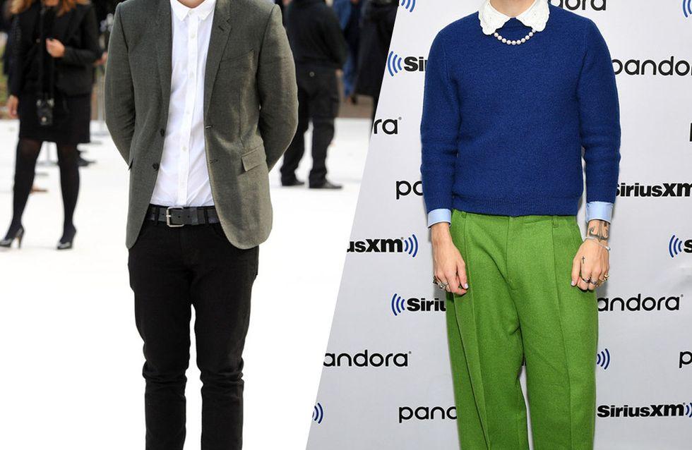 Harry Styles : son évolution mode de ses débuts à aujourd'hui