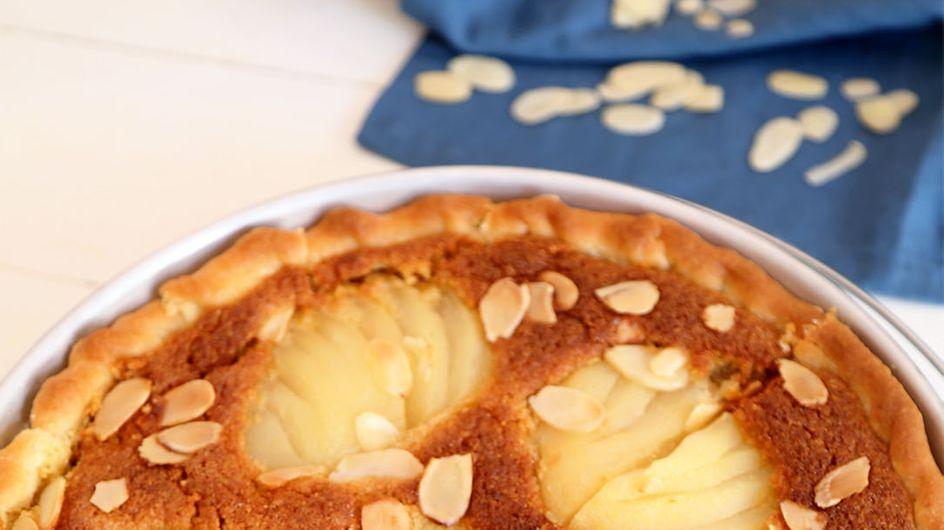 Pas-à-pas : comment préparer une tarte bourdaloue aux poires ?