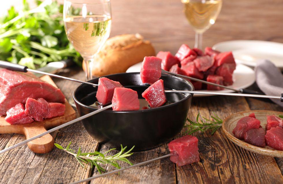 Pas-à-pas : la fondue bourguignonne et ses sauces d'accompagnement