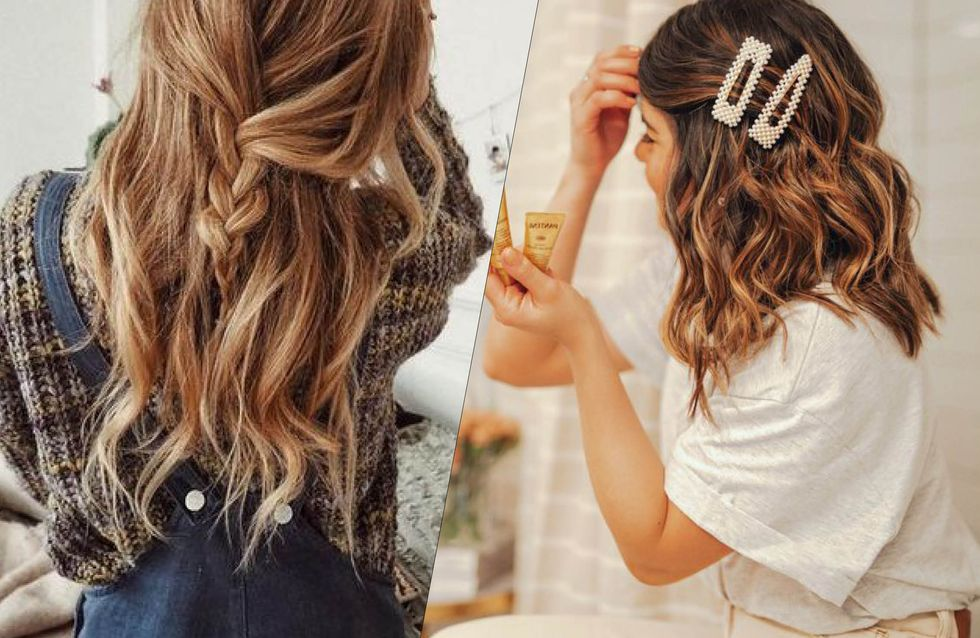 Cheveux ondulés : faites le plein d'idées et de conseils coiffure !