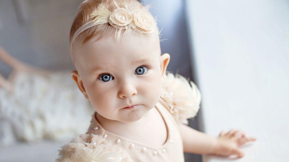 Coiffure bébé fille : craquez pour les plus jolies coupes piochées sur Pinterest