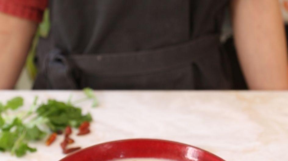 Pas-à-pas : comment réaliser une soupe thaïe ?
