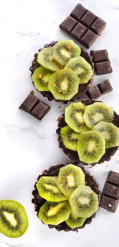 Le kiwi en 16 recettes !