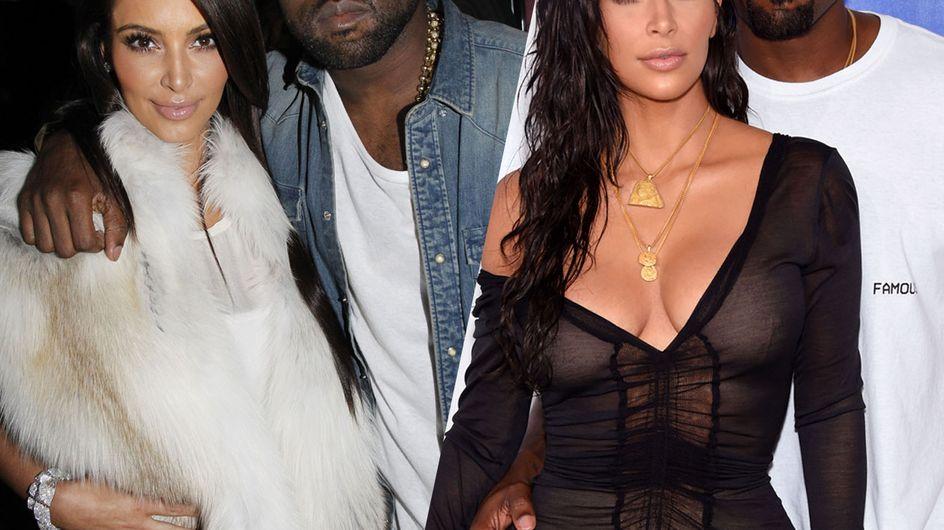 Kim Kardashian et Kanye West, un divorce imminent ? Retour sur les plus beaux clichés du couple