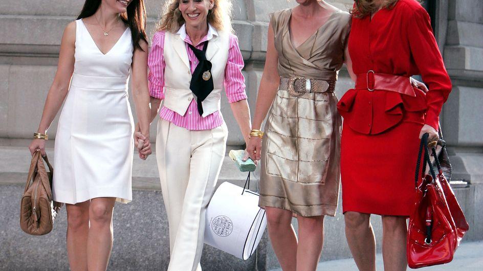Sex and the City: Die legendärsten Outfits von Carrie und Co.