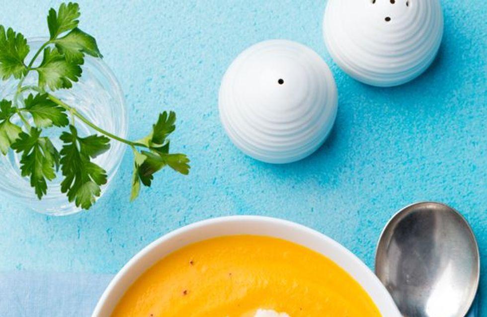 11 recettes de soupes express pour l'hiver