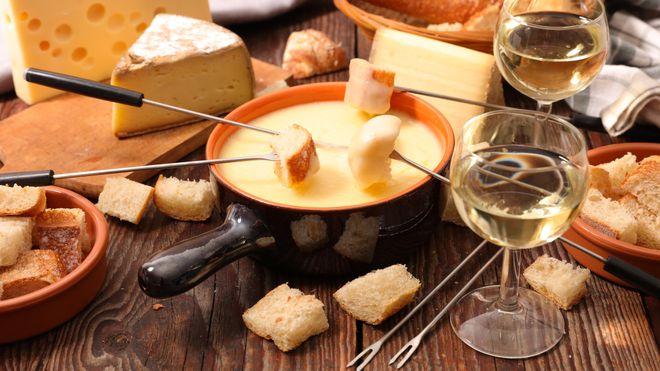 Le fromage dans tous ses états...