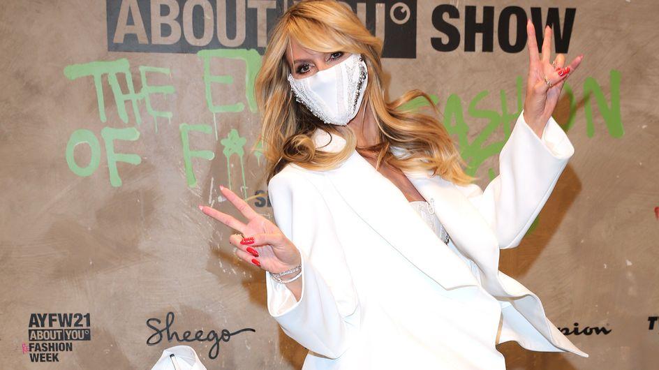 Stylische Vorbilder: Diese Promis zeigen sich mit Mund-Nasen-Schutz
