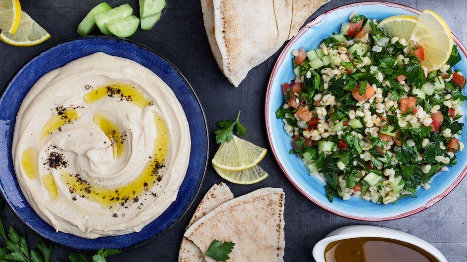 30 recettes pour voyager au Liban