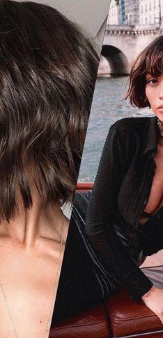 Chevelure brune : quelle coupe au carré adopter ?