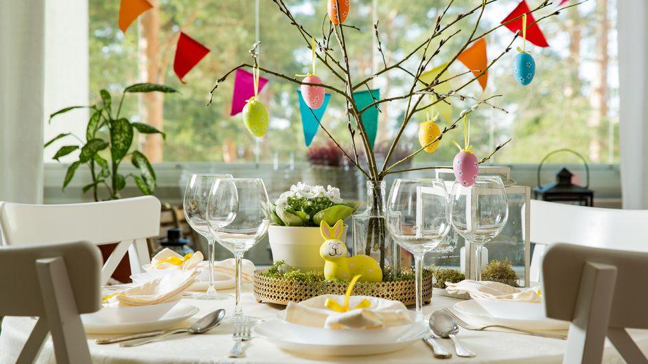 Pâques : 10 idées pour préparer une jolie décoration de table