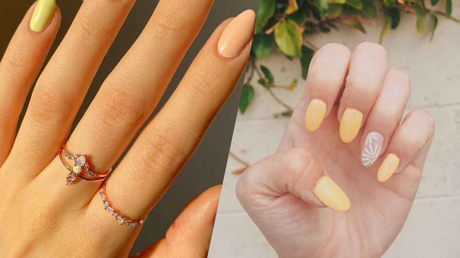 30 façons canons d'adopter les ongles pastel