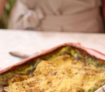 Pas-à-pas : des lasagnes aux épinards facile !