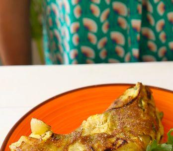 La vraie omelette espagnole (tortilla) en pas-à-pas !