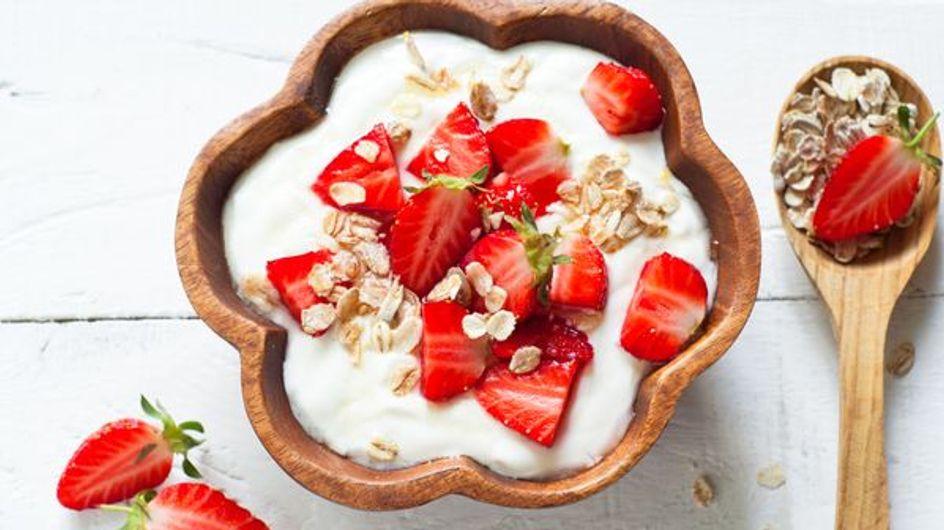 5 recettes express avec des fraises
