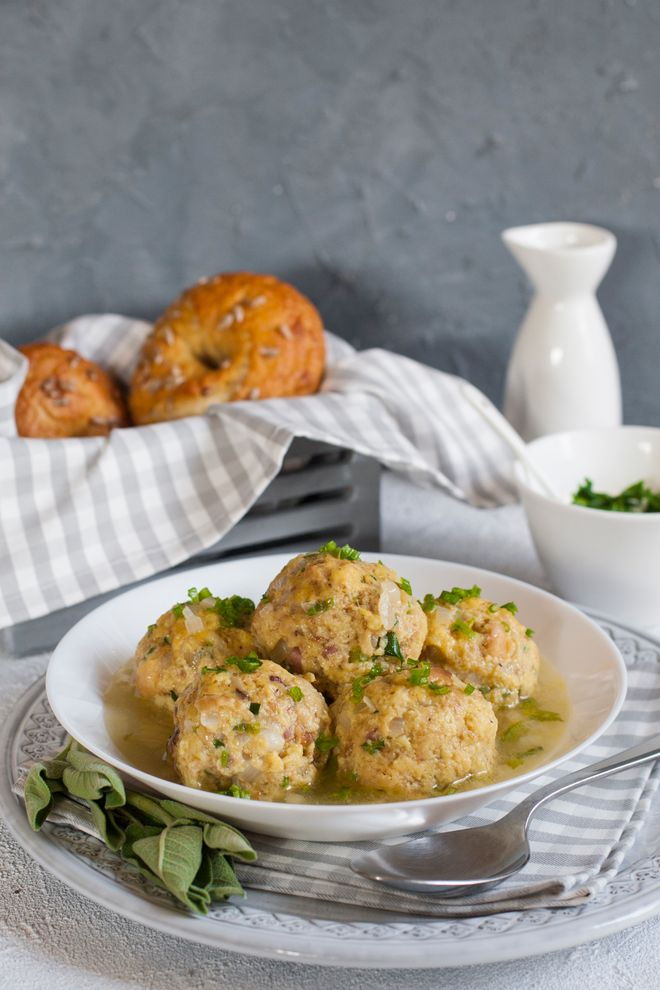 Boulettes de pommes de terre (Knödel)