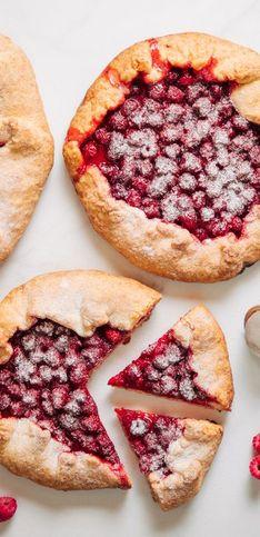 Les meilleures recettes de tartes aux fruits d'été