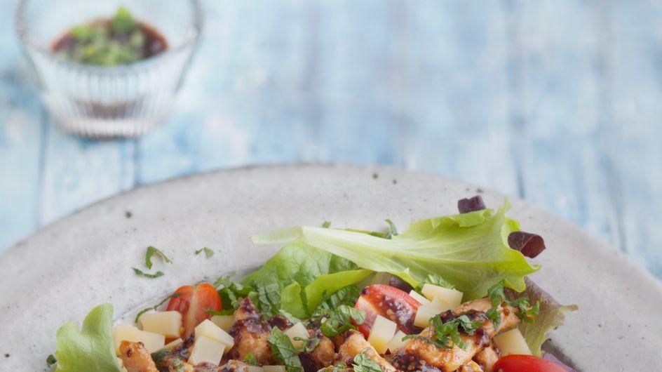 Nos recettes de salades composées à déguster cet l'été