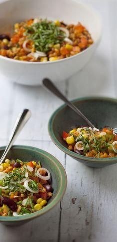 Salades composées : 10 recettes faciles et rapides