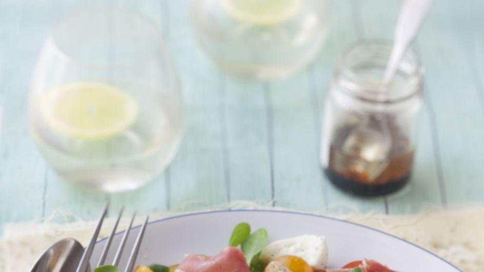 5 idées de salades composées ultra-fraîches !