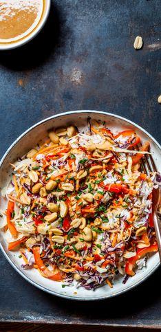5 idées de salades de riz