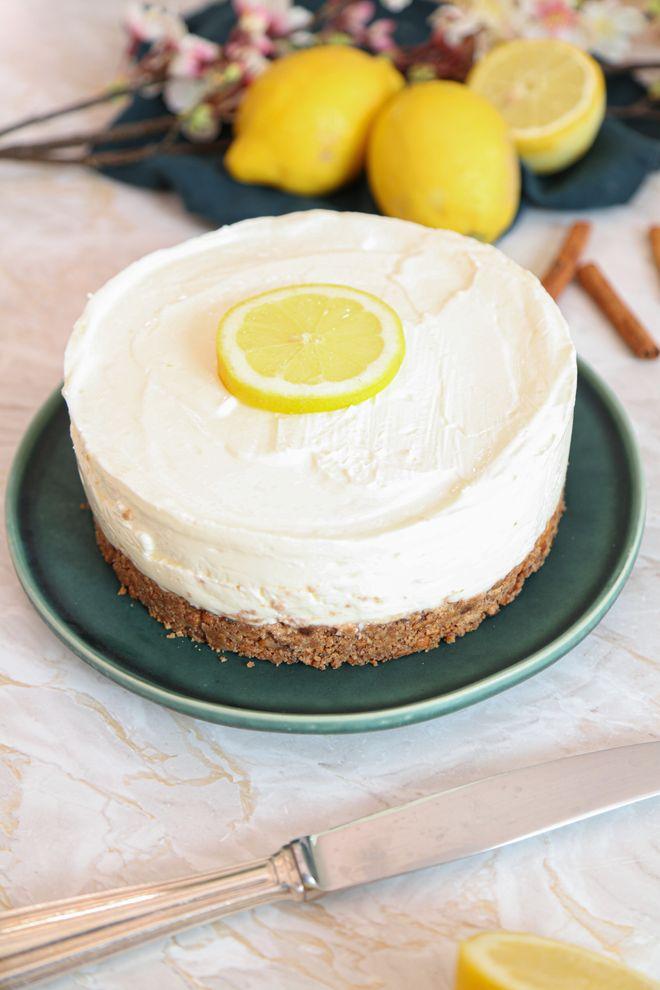 Cheese cake (sans cuisson)