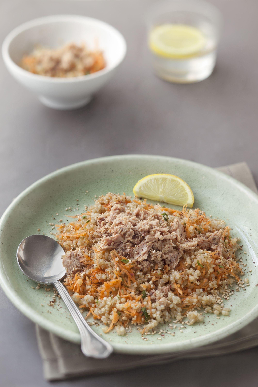 5 idées de salades composées originales avec du quinoa
