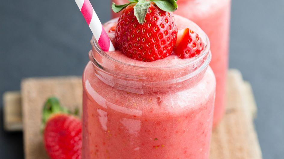 5 smoothies à faire avec des fruits de saison