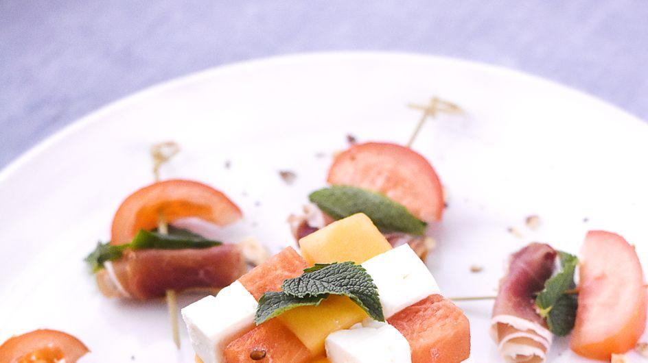 5 idées originales de recettes salées avec de la pastèque