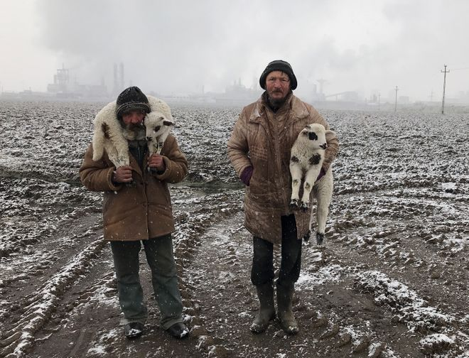 Transylvanian Shepherds d'Istvan Kerekes