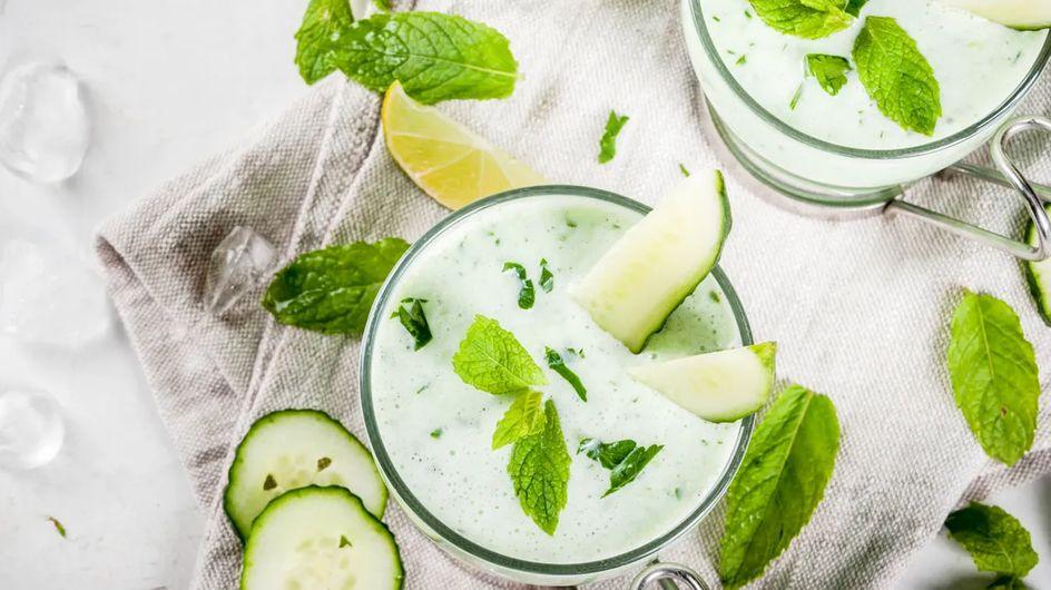5 recettes ultra fraîches avec du concombre