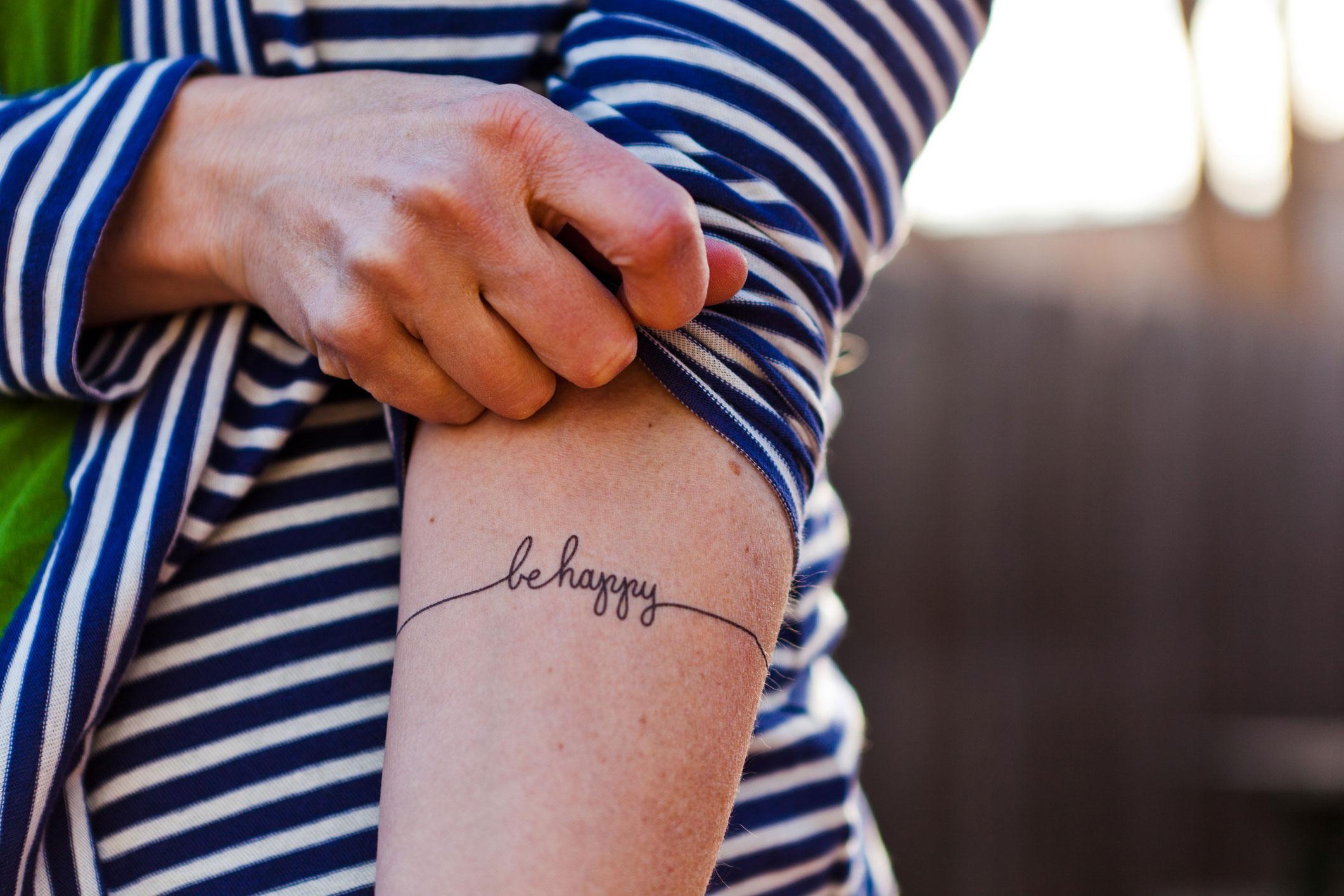 Frauen sprüche tattoos Tattoo Sprüche