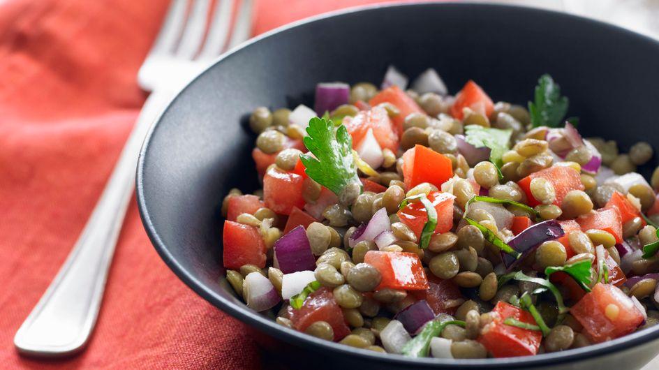 5 recettes de salade de lentilles pour l'été