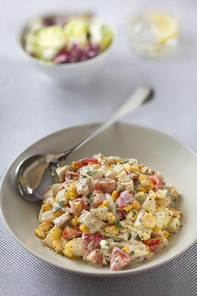 Lundi midi : Salade piémontaise