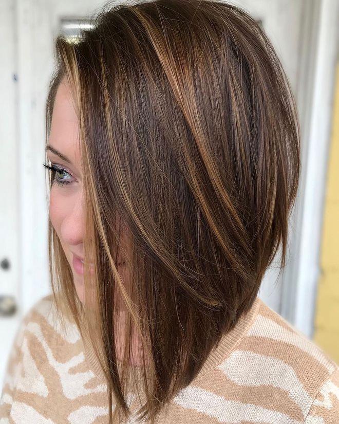 coupe visage rond cheveux épais