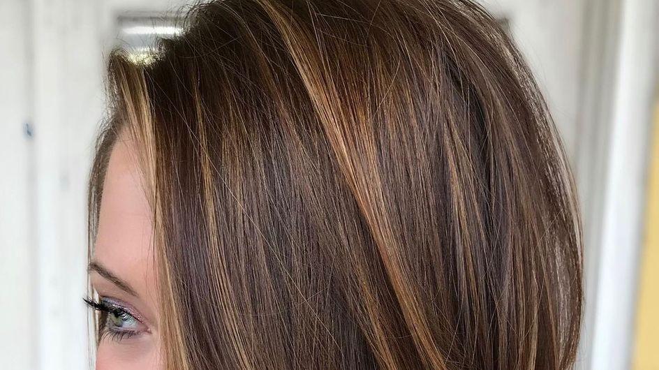 35 idées de coupes pour un visage rond et des cheveux épais