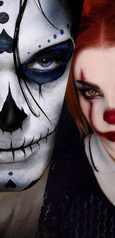 Maquillage d'Halloween qui fait peur : les meilleures idées à copier