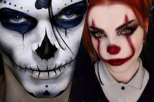 Maquillage d'Halloween qui fait peur : notre sélection de make-up terrifiants