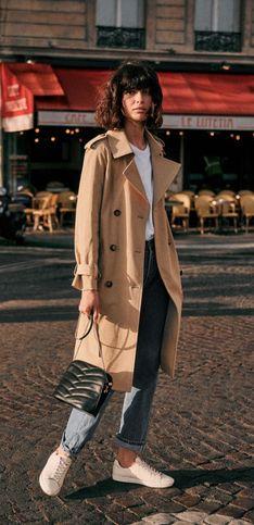 Shopping : les 35 plus beaux trenchs de l'automne-hiver 2021-2022