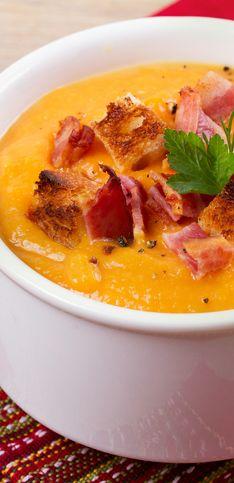 6 recettes pour faire aimer la soupe aux enfants