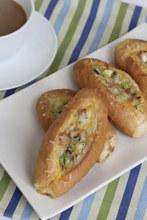 © Istock - Des petits pains garnis tout simples super alléchants...