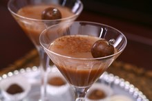 ©Istock - Recette de boisson pour les grands : la liqueur au Nutella
