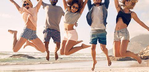 Freunde oder Partner: Mit wem macht ihr lieber zusammen Urlaub?