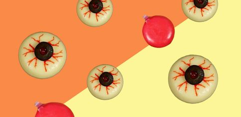 Geniale DIY-Idee: Diese Käsehäppchen sind DER Hingucker an Halloween!