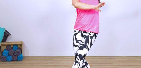 Strafft euren Körper: Aerobic Latin Dance Workout für Anfänger