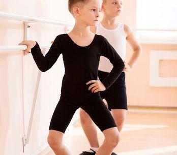Quem foi que disse que balé é coisa de menina?